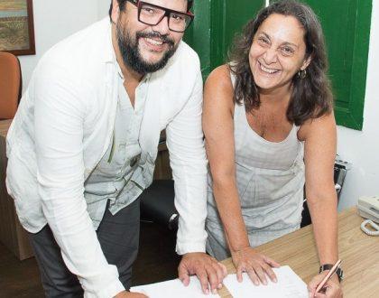 Casa de Rui Barbosa e Fundação de Arte de Niterói assinam acordo de parceria